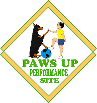 Paws Up Performance Site - Goonville Sponsor