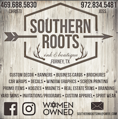 Southern Roots Ink & Boutique - Goonville Sponsor